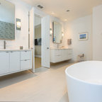 Kids Bath Contemporary Bathroom Chicago By