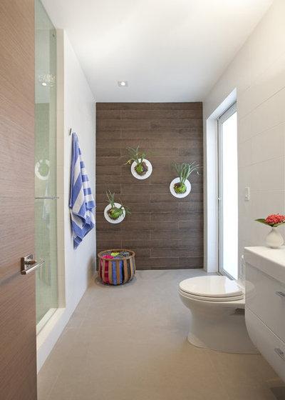 Modern Bathroom by DKOR Interiors Inc.- Interior Designers Miami, FL