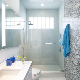 small bathroom shower. A Modern Miami Home Small Bathroom Shower W