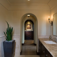 Mediterranean Bathroom by GRADY-O-GRADY Construction & Development, Inc.