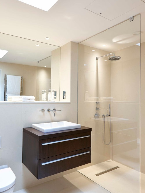Wall Mounted Vanity Unit Houzz - Wall mount vanities for bathrooms for bathroom decor ideas