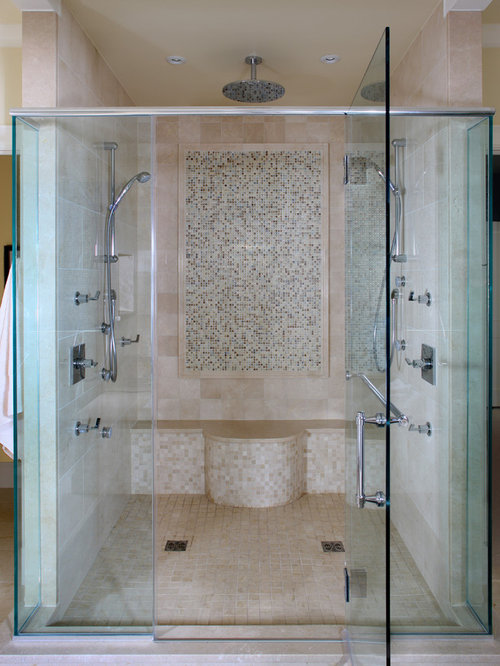 dual shower photos - Shower Designs Ideas