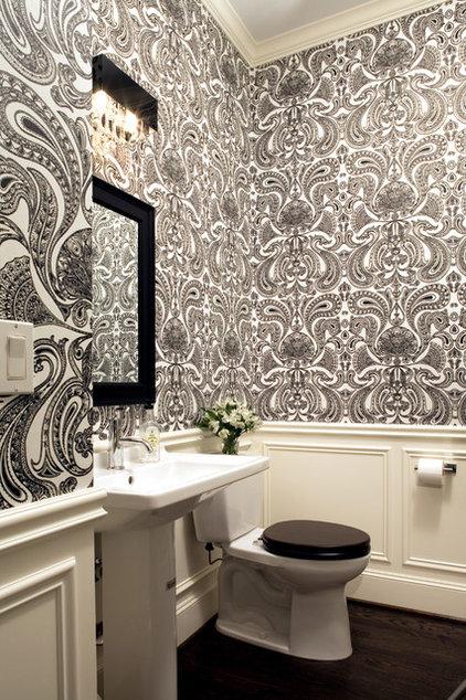 Contemporary Bathroom by Olson & Jones