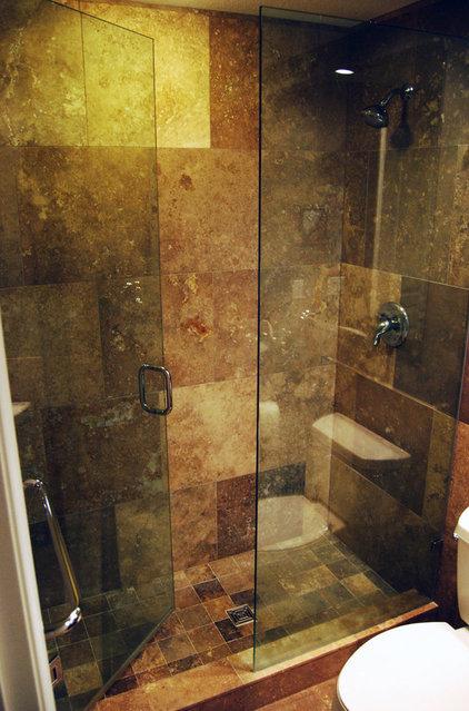 Traditional Bathroom by Megan Buchanan