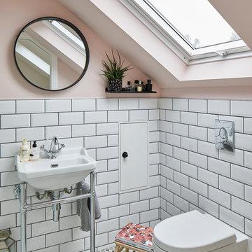 A rear dormer loft conversion into 1 bedroom and 1 bathroom - Isleworth TW7