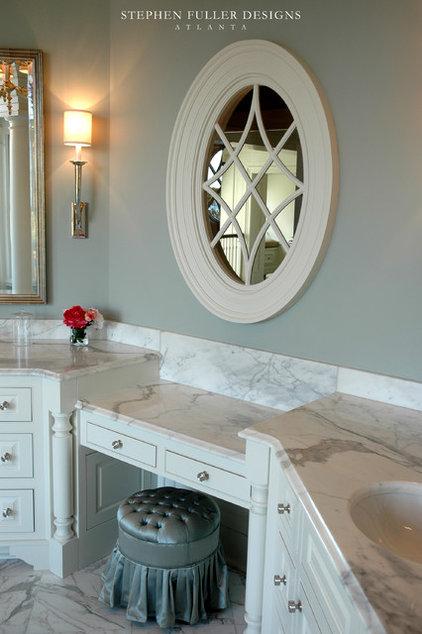 Traditional Bathroom by Stephen Fuller Designs
