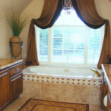 Traditional Bathroom by Transforming Rooms