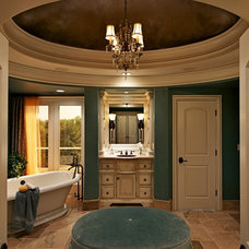 Mediterranean Bathroom by Dan Waibel Designer Builder
