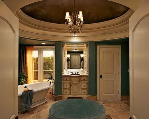 Mediterranean Bathroom Remodels: Mediterranean Chicago Bathroom Design Ideas, Remodels & Photos
