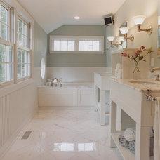 Bathroom by Bud Dietrich, AIA