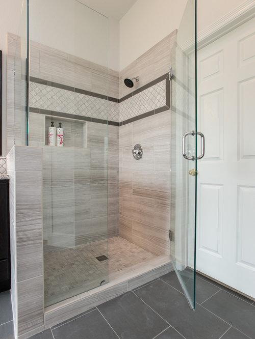 baignoire avec mosaique salle de bain avec une baignoire d angle et carrelage en mosa - Salle De Bain Mosaique Et Carrelage