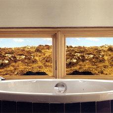 Modern Bathroom by Dorman Architects