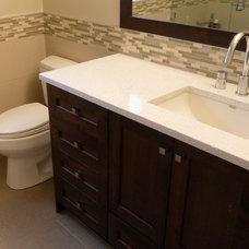 Bathroom by Carley Fisher