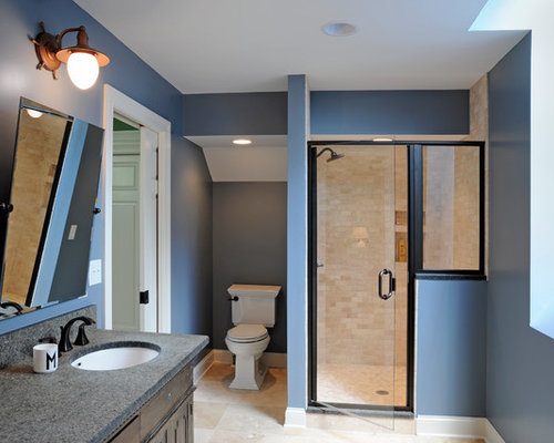 boy bathroom houzz
