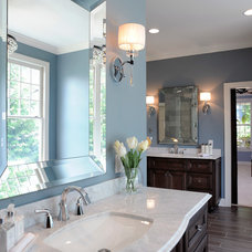 Traditional Bathroom by Dave Fox Design Build Remodelers
