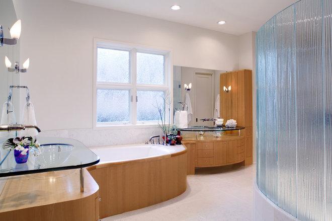 Modern Bathroom by Cravotta Interiors