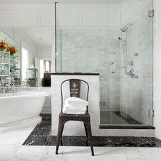Contemporary Bathroom by Susabelle Boutique