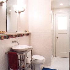 Contemporary Bathroom by Coggan + Crawford Architecture + Design