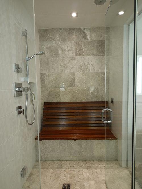 Contemporary Bathroom Idea In Ottawa