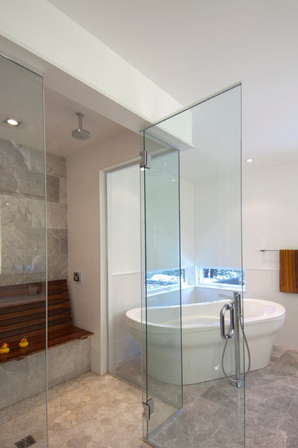 Contemporary Bathroom by Michael Kilpatrick Design