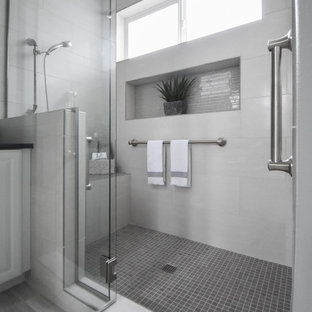 Accessible Bathroom with Walk-In Shower