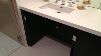Accessible Handicap Shower
