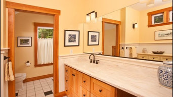Accurate Builders, Remodeling Winner: Baths Under $15,000