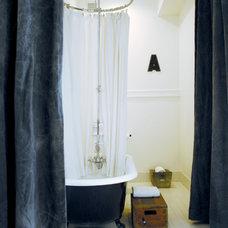 Eclectic Bathroom Ace Hotel Portland