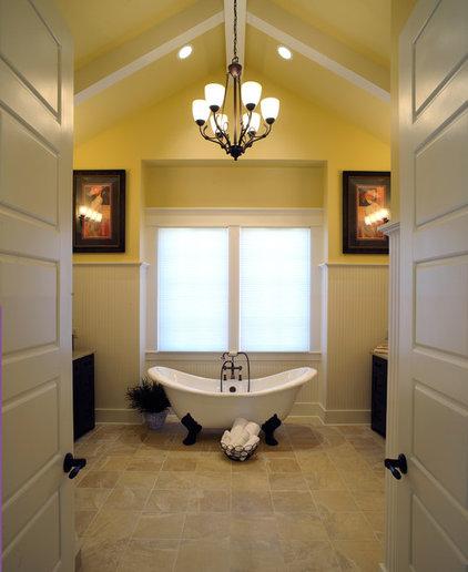 Traditional Bathroom by Weaver Custom Homes