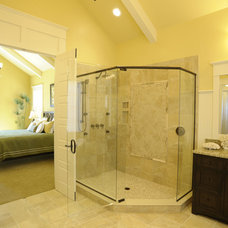 traditional bathroom by Weaver Custom Homes