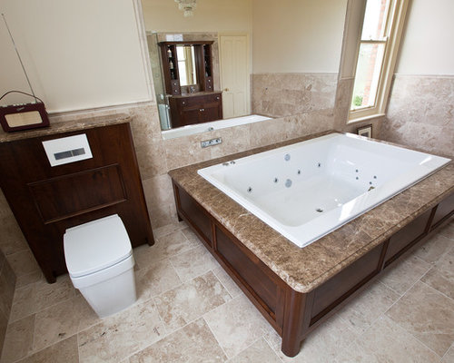 Kent Bathroom Design Ideas Renovations Photos With A Submerged Sink