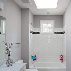 Craftsman Bathroom by Hibbs Homes, LLC