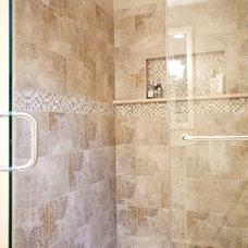 Traditional Bathroom by Dawn Willis, AKBD- Great Spaces Inc.