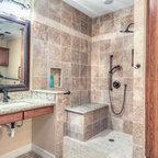 Arts crafts bathroom for Bathroom remodeling dothan al