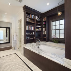 Traditional Bathroom by Phil Kean Design Group