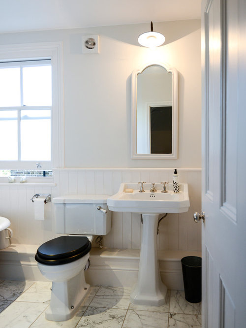 Hide Pipes Behind Pedestal Sink Home Design Ideas