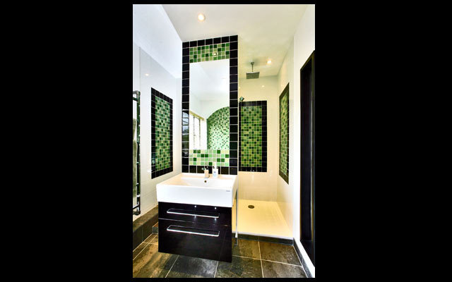 Modern Bathroom by adams-associates.com