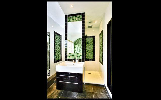 Modern Bathroom by adams-associates.com