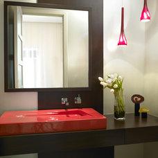 Contemporary Bathroom by Causa Design Group