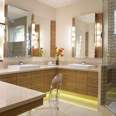 Contemporary Bathroom by Causa Design Group