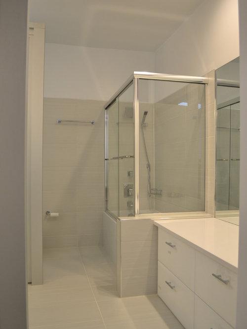 Elegant Bathroom Photo In DC Metro