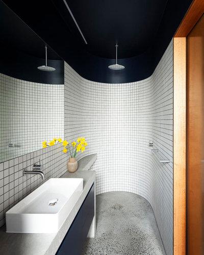 Лофт Ванная комната by Yarrabank Builders