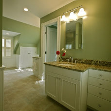 Traditional Bathroom by Joseph B Lanza Design + Building