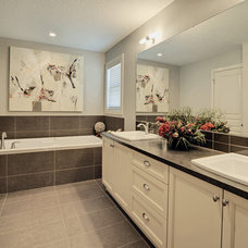 Contemporary Bathroom by Sabal Homes