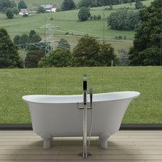 Traditional Bathroom by ADM Bathroom Design