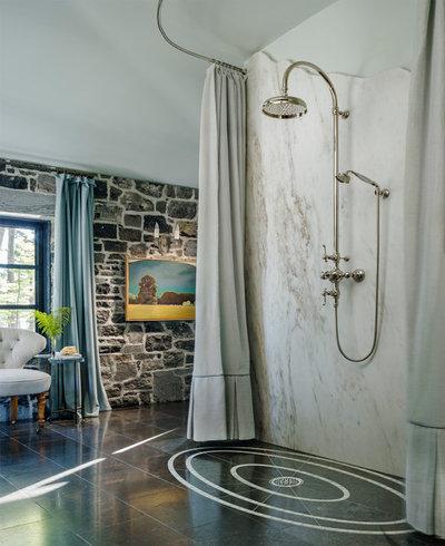Country Bathroom by Birdseye