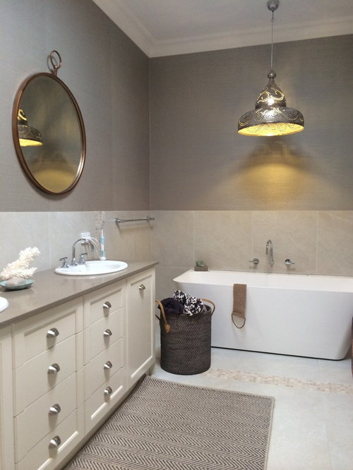 quick bathroom makeover makeovers 14060