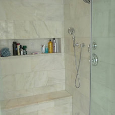 Traditional Bathroom by Interior Analysis