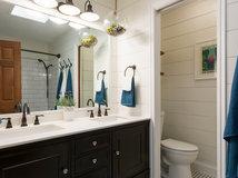 9 Small Bathroom Transformations That Wow ...