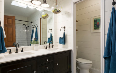 After Just 2 'Uh-Oh' Moments, a New Master Bath